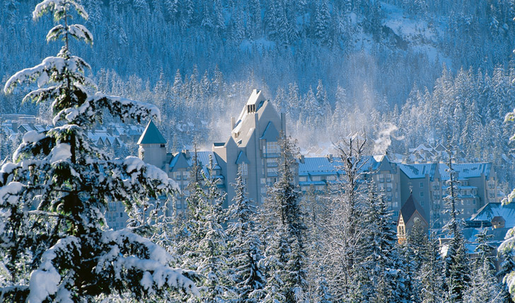 Your wintry paradise in Whistler