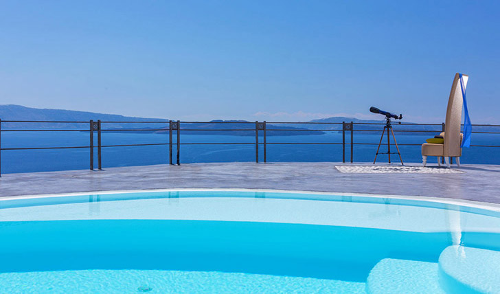 Greece luxury holidays