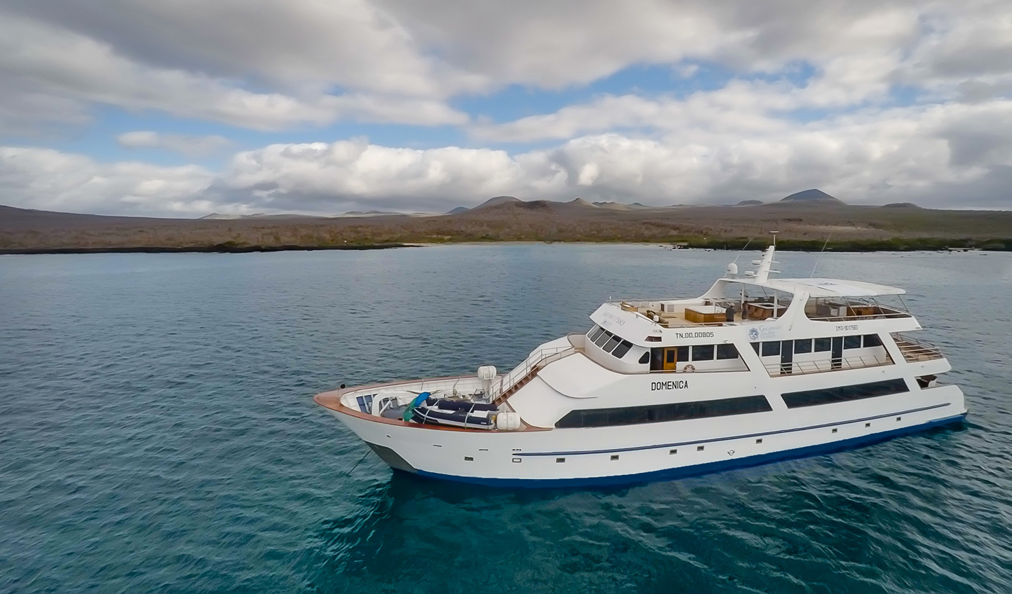Jump aboard for a Galápagos adventure