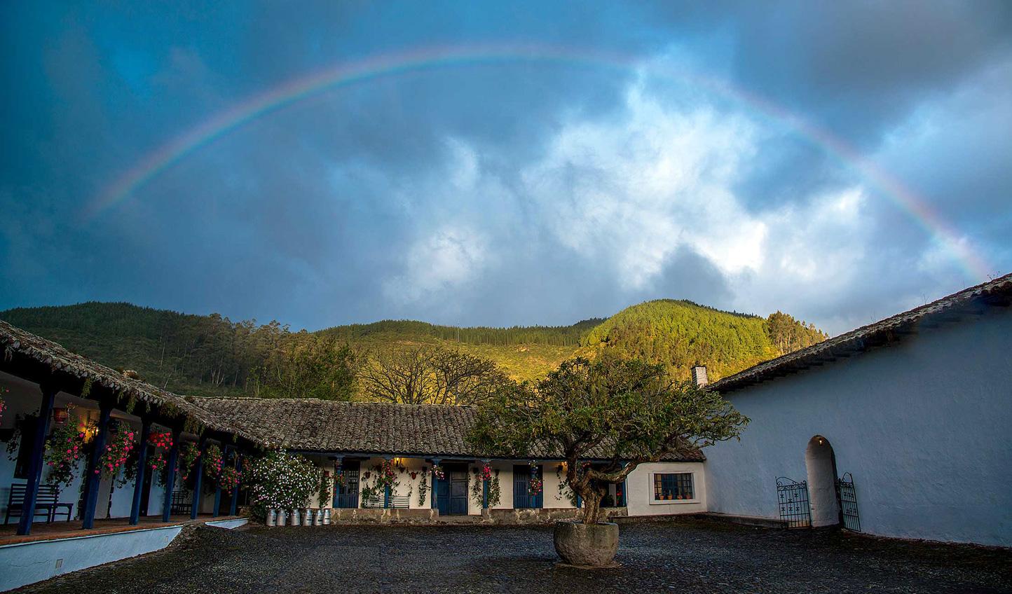 Your boutique hideaway Hacienda Zuleta