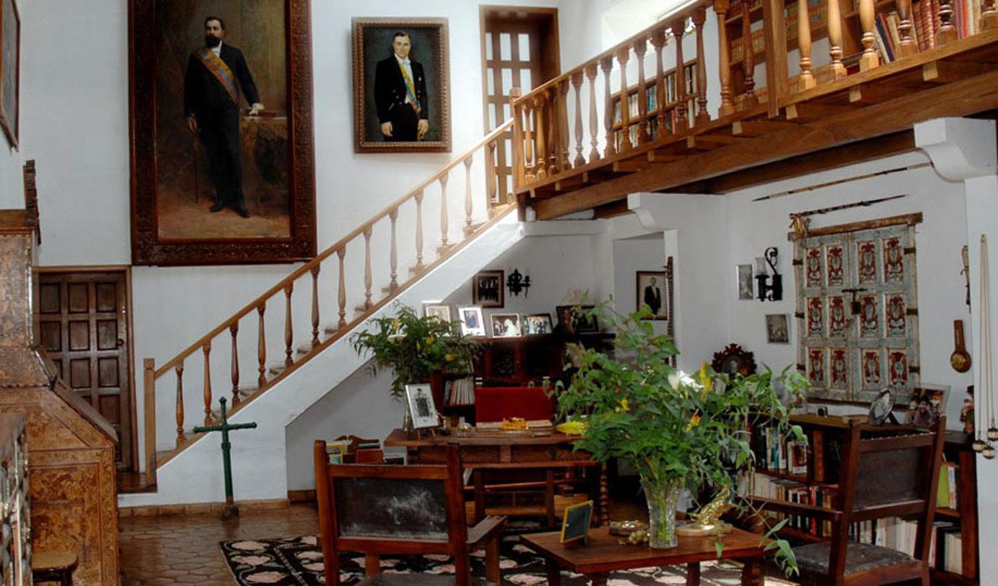 The President's living room