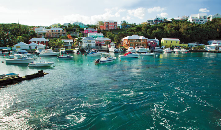 The beauty of Bermuda