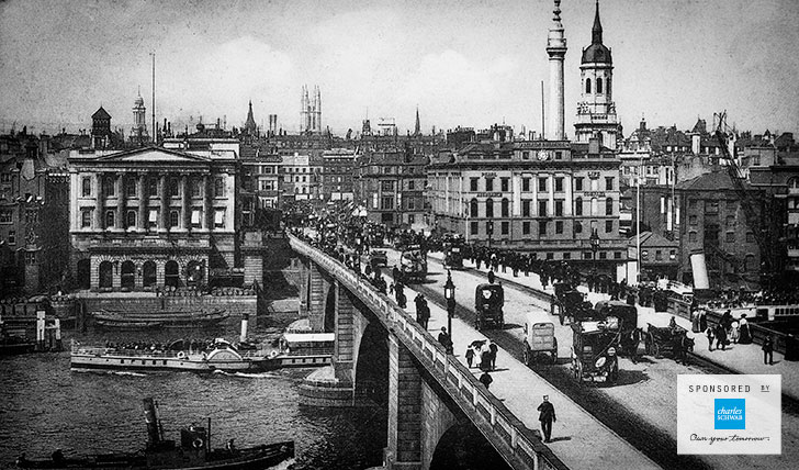 London Bridge in the Victorian era | Inspired by Experience