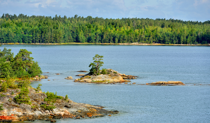 Be at one with nature in Åland remoteness