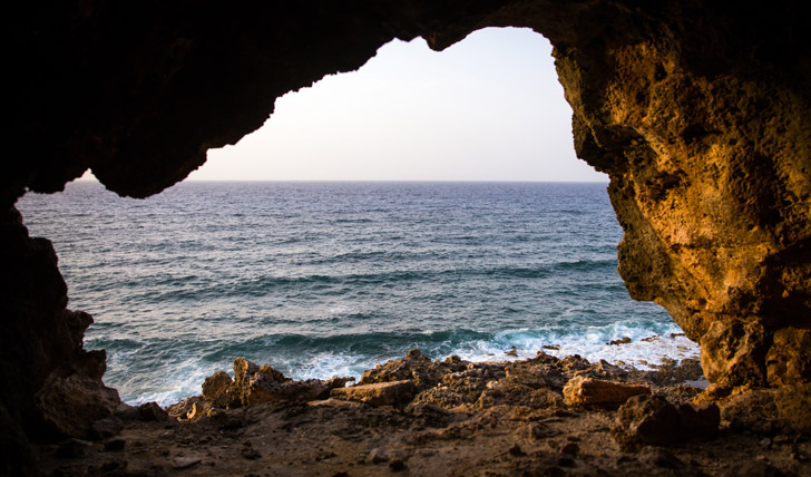 Caves on Cayman Brac