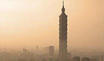 Sunrise over Taipei | Charles Schwab