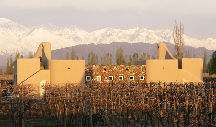 Luxury hotel Cavas Wine Lodge, Argentina
