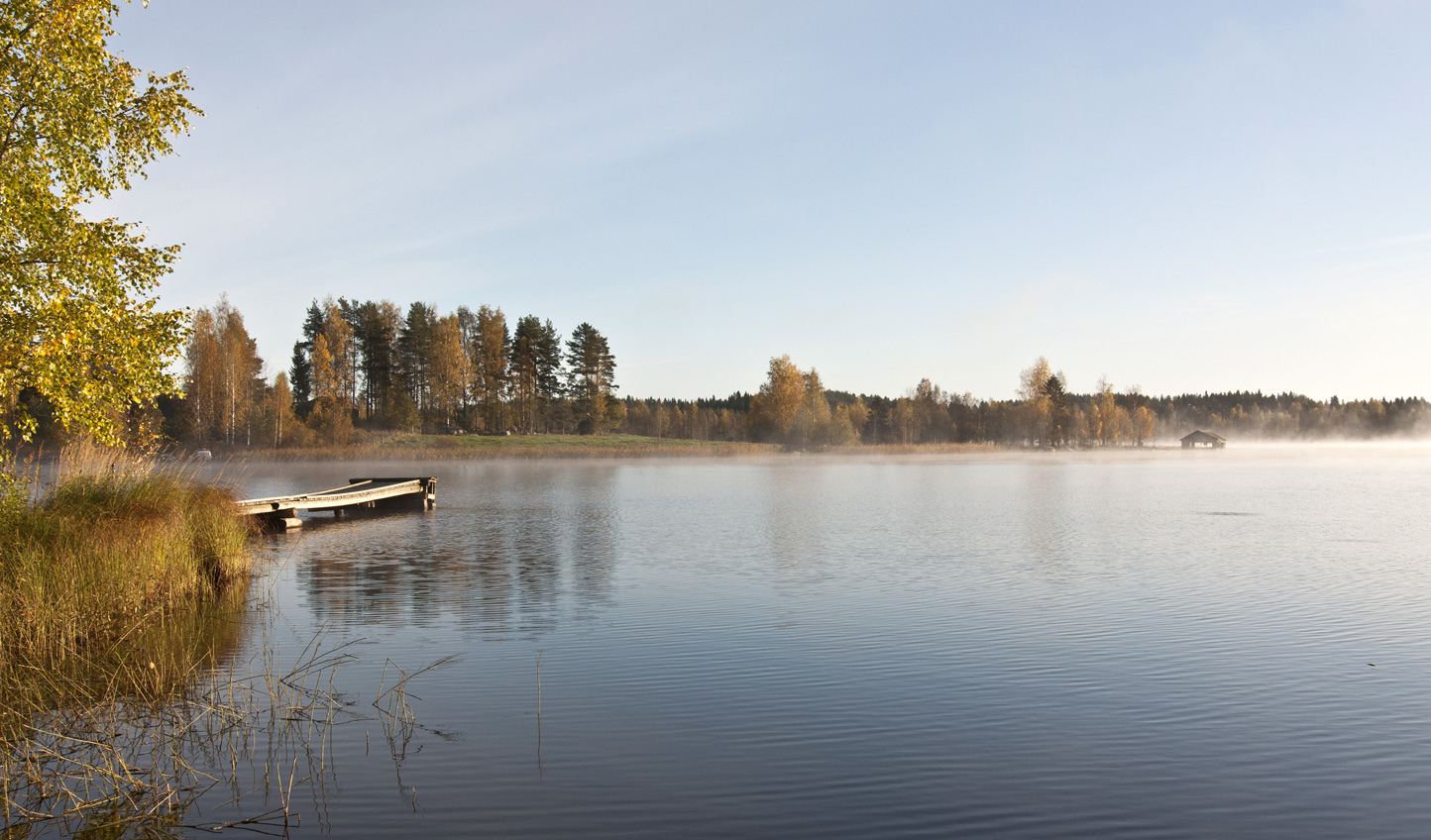 Finnish-Lakeland-Morning