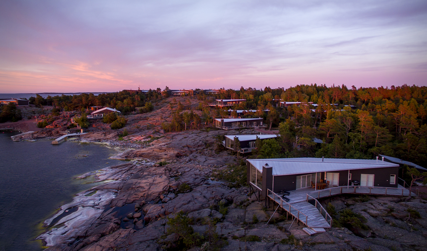 Escape to a rural retreat on the Åland Islands