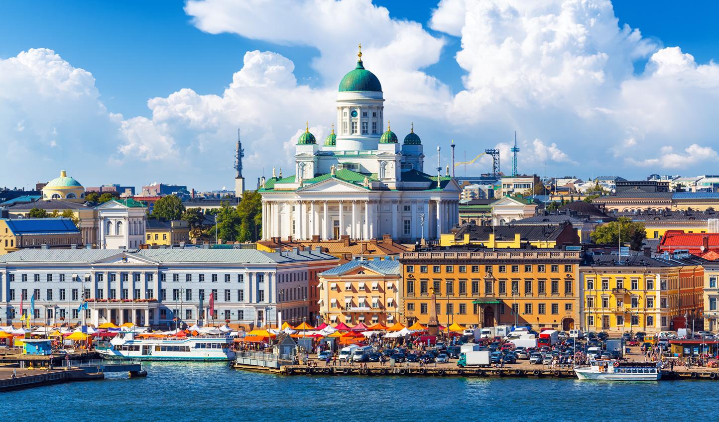 Start your trip in hip Helsinki