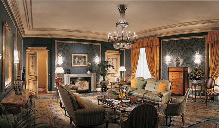 Luxury Hotel Suites luxury hotel - hotel ritz madrid
