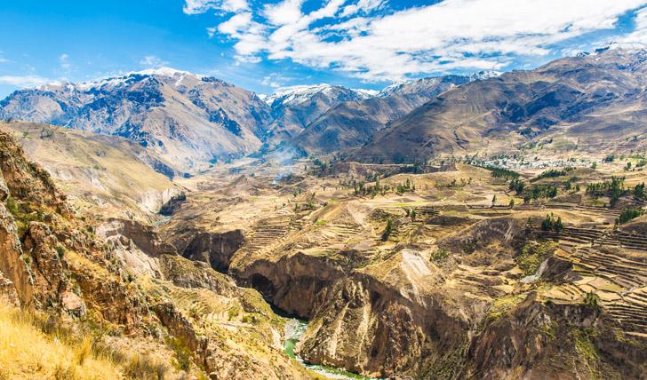 Impressive Colca Valley