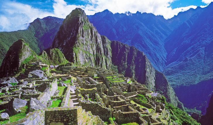 Explore the wonder of Machu Picchu
