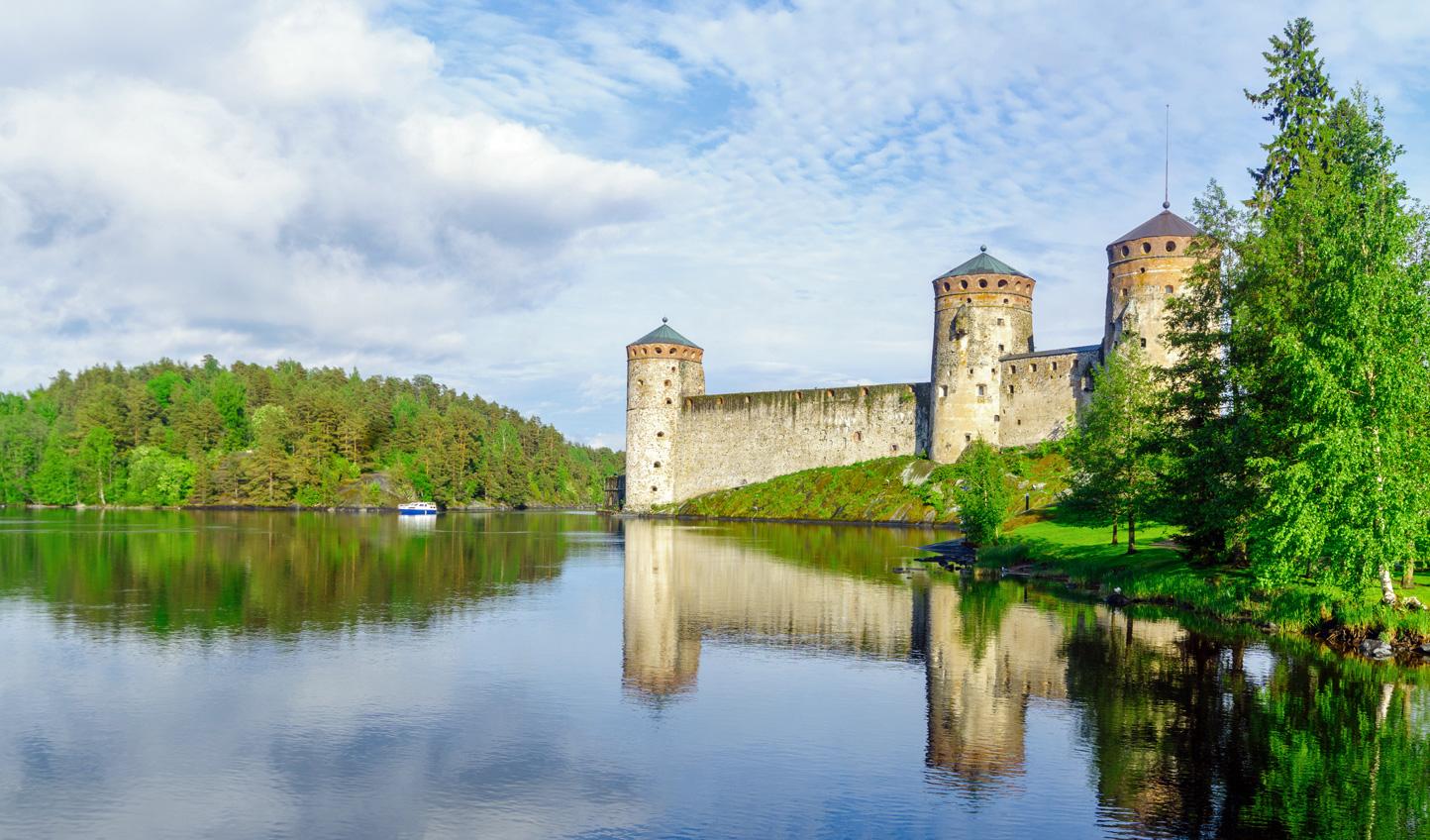 Head to Savonlinna Opera Festival in July