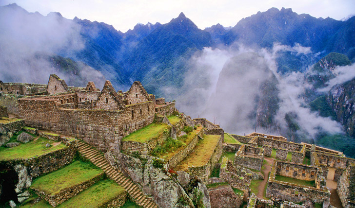 The true charms of the Inca Trail