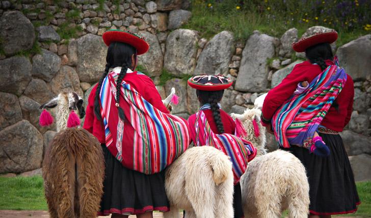 Experience rustic Peruvian culture