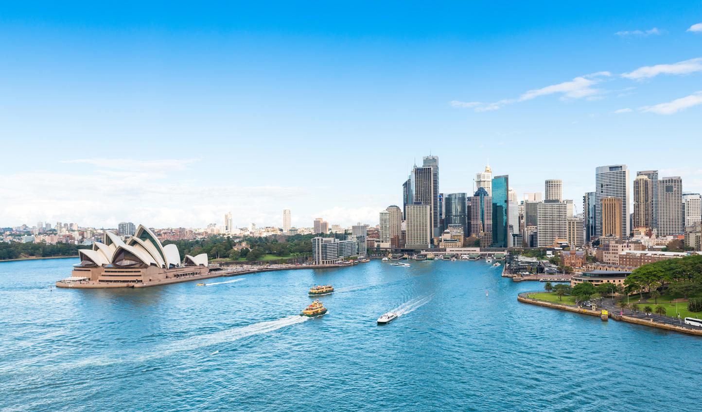 Explore Australia's iconic capital
