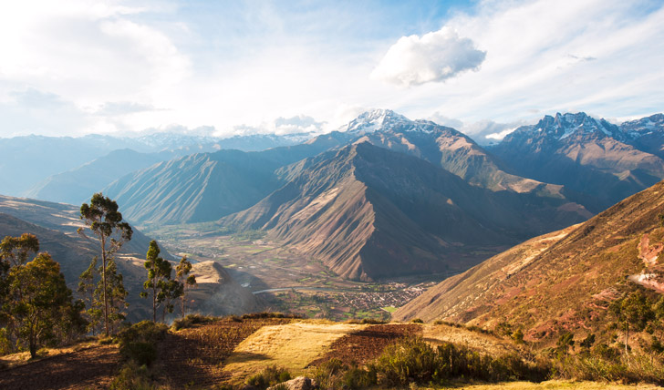 Venture the Sacred Valley of the Incas