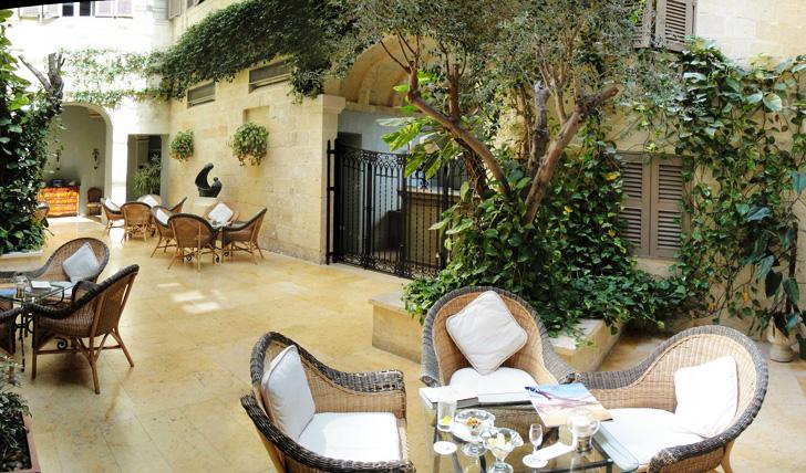 Xara Palace, Malta