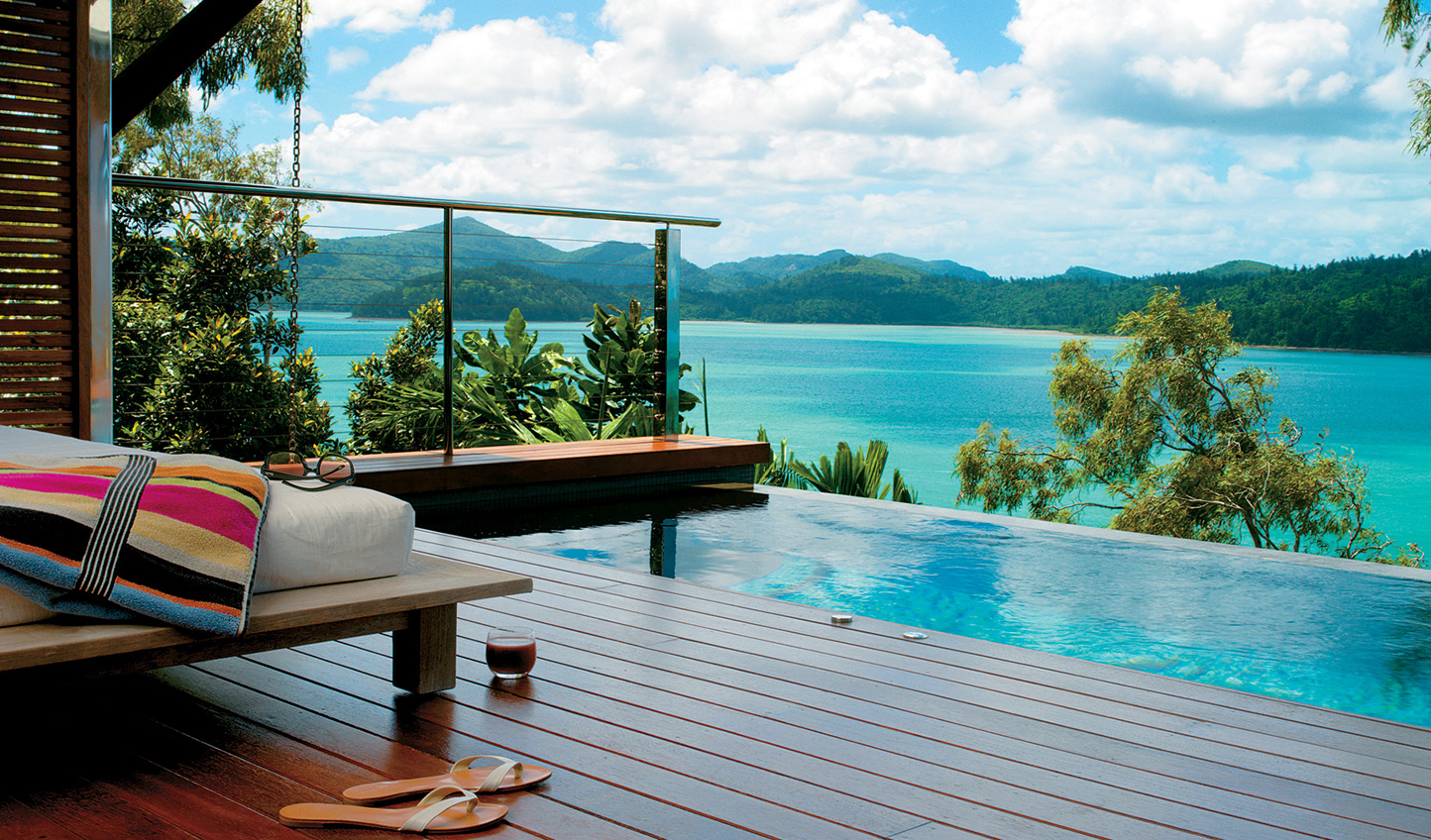 Kickback and relax at Qualia
