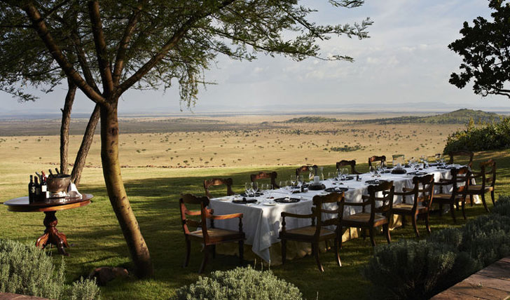 Luxury African Safari