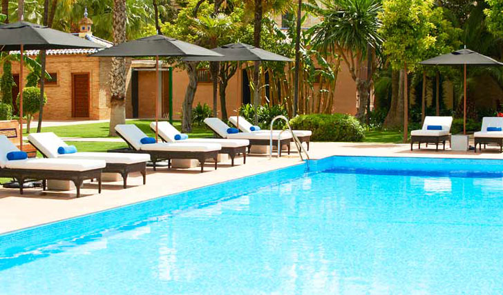 Hotel Alfonso Xii Seville Luxury Hotels In Spain