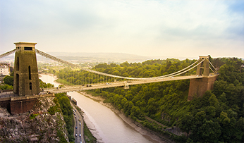 Clifton Suspension Bridge, Bristol | Inspired by Experience