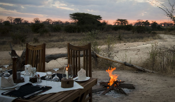 Kigelia Ruaha Luxury Safari