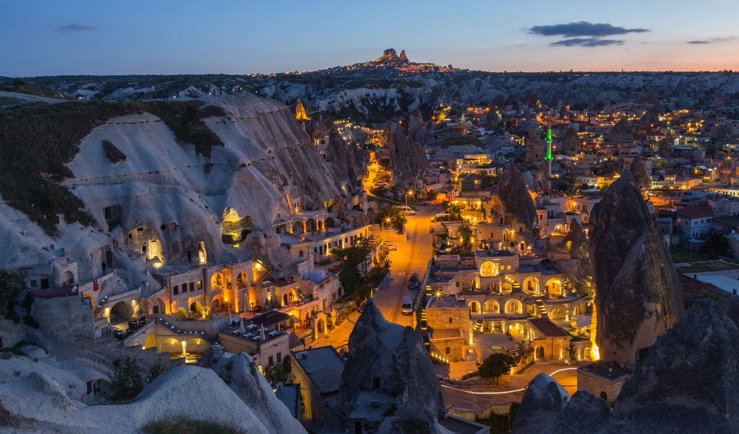 Say goodnight to cultural Cappadocia