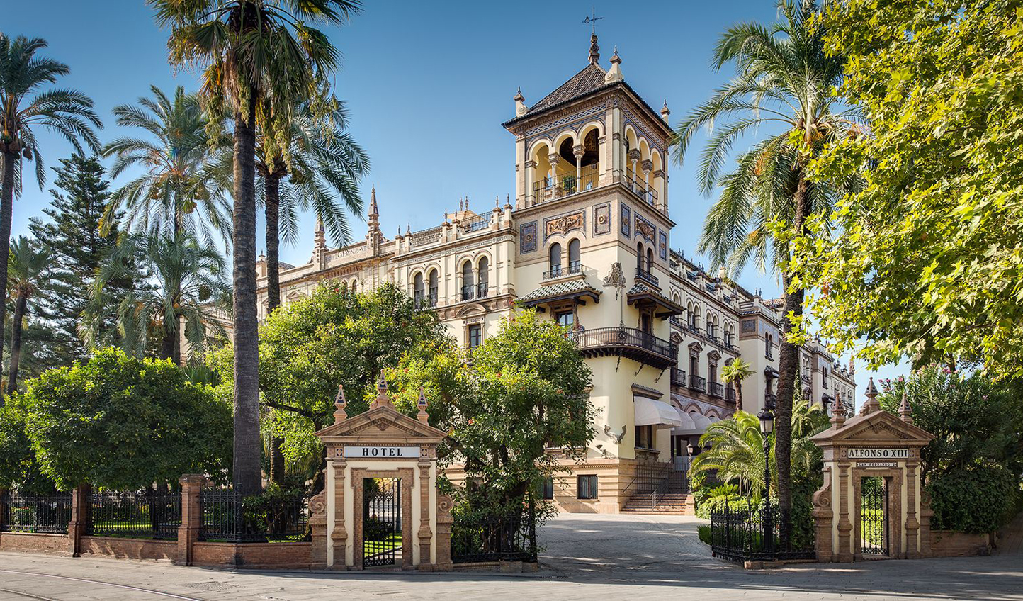 Step into your Seville palace