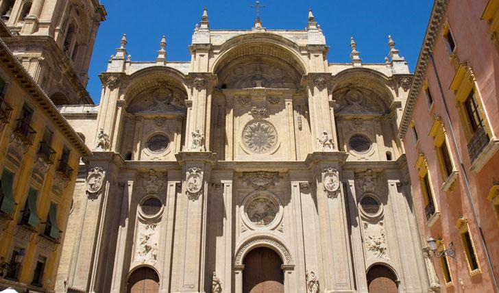 Granada Cathedral, Granada, Spain