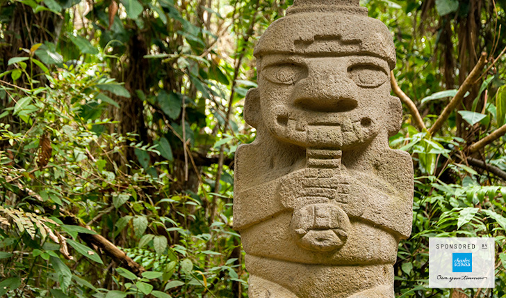 Colombian Totem | Inspired by Experience