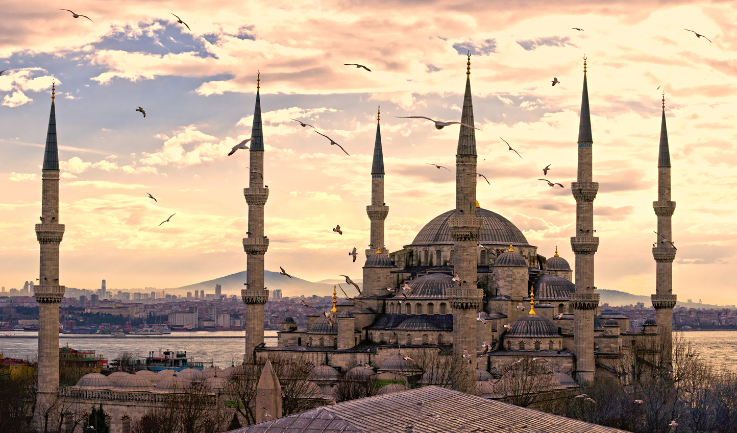 Admire the icons of Istanbul