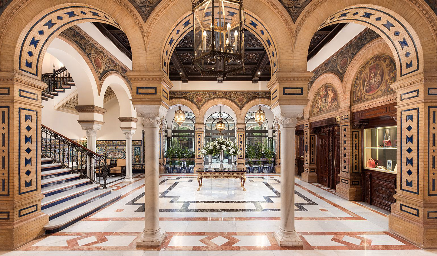 Hotel Alfonso Xiii Seville Luxury Holidays In Spain
