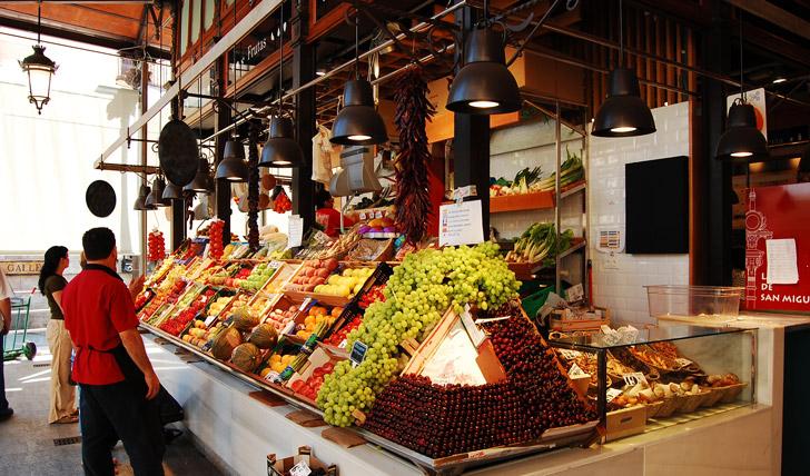 Taste your way through Mercado San Miguel
