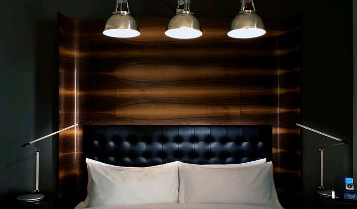 The modern Hotel Zetta in trendy SoMa