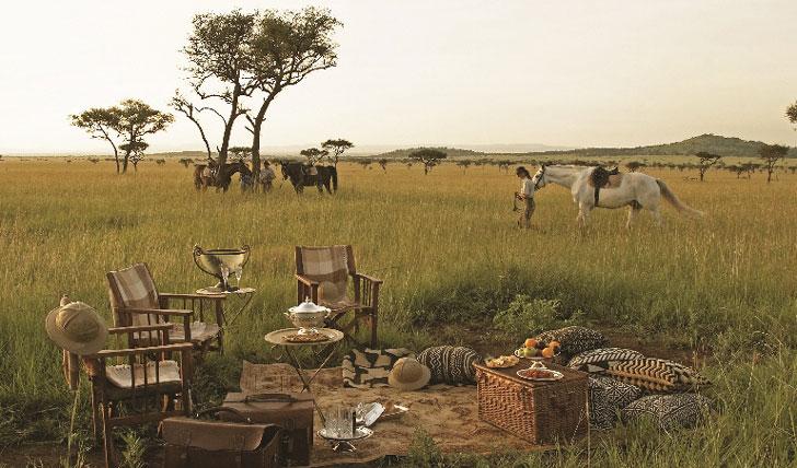 luxury safari trips