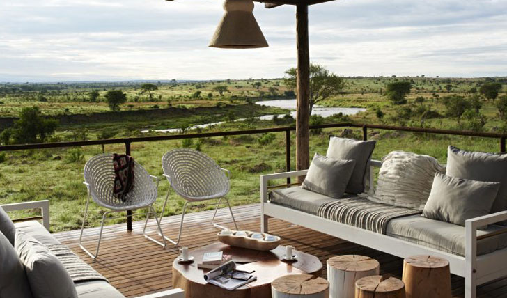 Singita Mara Tented Camp Safari
