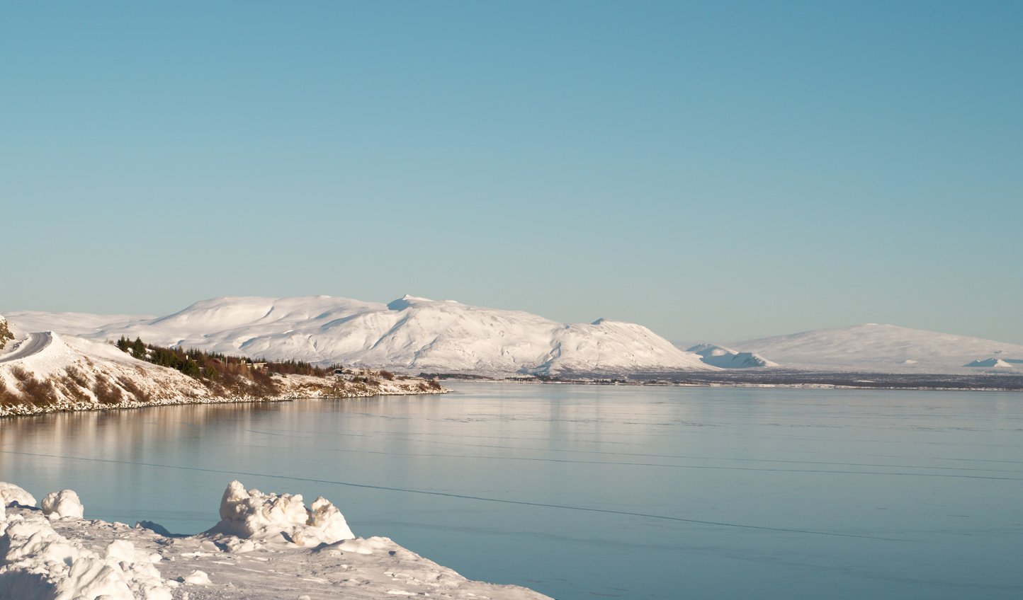 Embrace the stark and beautiful landscapes of Thingvellir