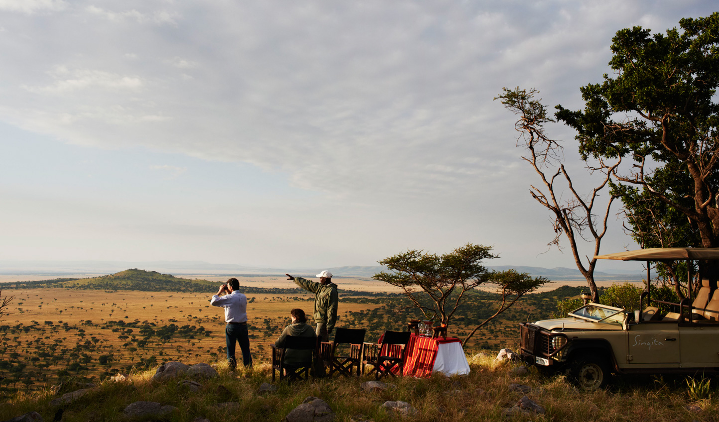 Spend your days out in search of the Big Five