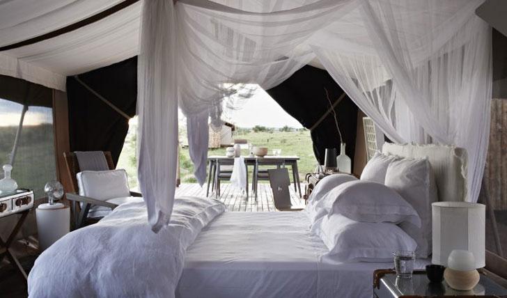 Luxury Singita Mara Safari