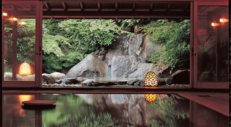 public baths Japan