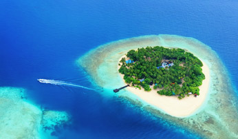 Island Paradise in the Maldives | Black Tomato