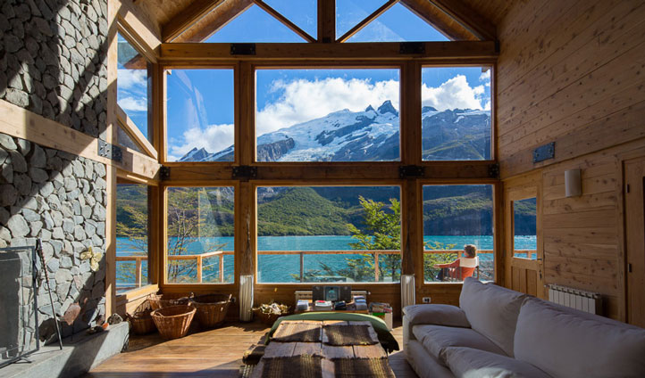 Aguas Arriba Lodge, Argentina