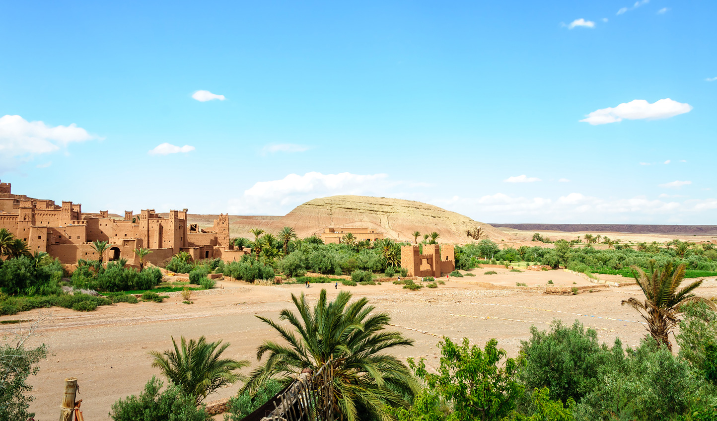 Step back in time at Ait Ben Haddou