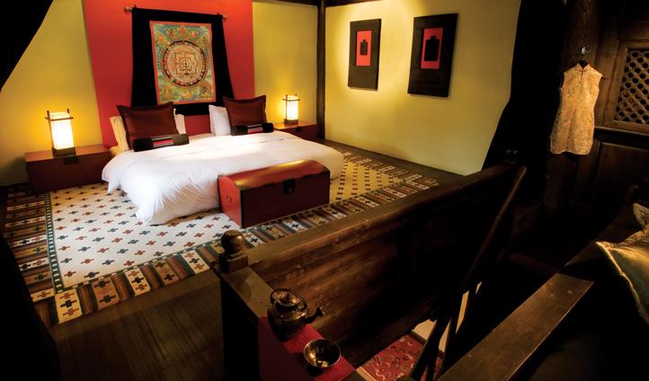 Banyan Tree Ringha, Guestroom, China