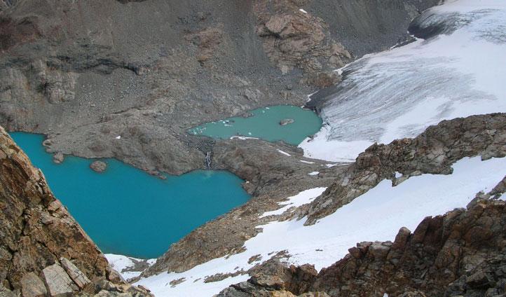 Blue Lagoon El Chalten
