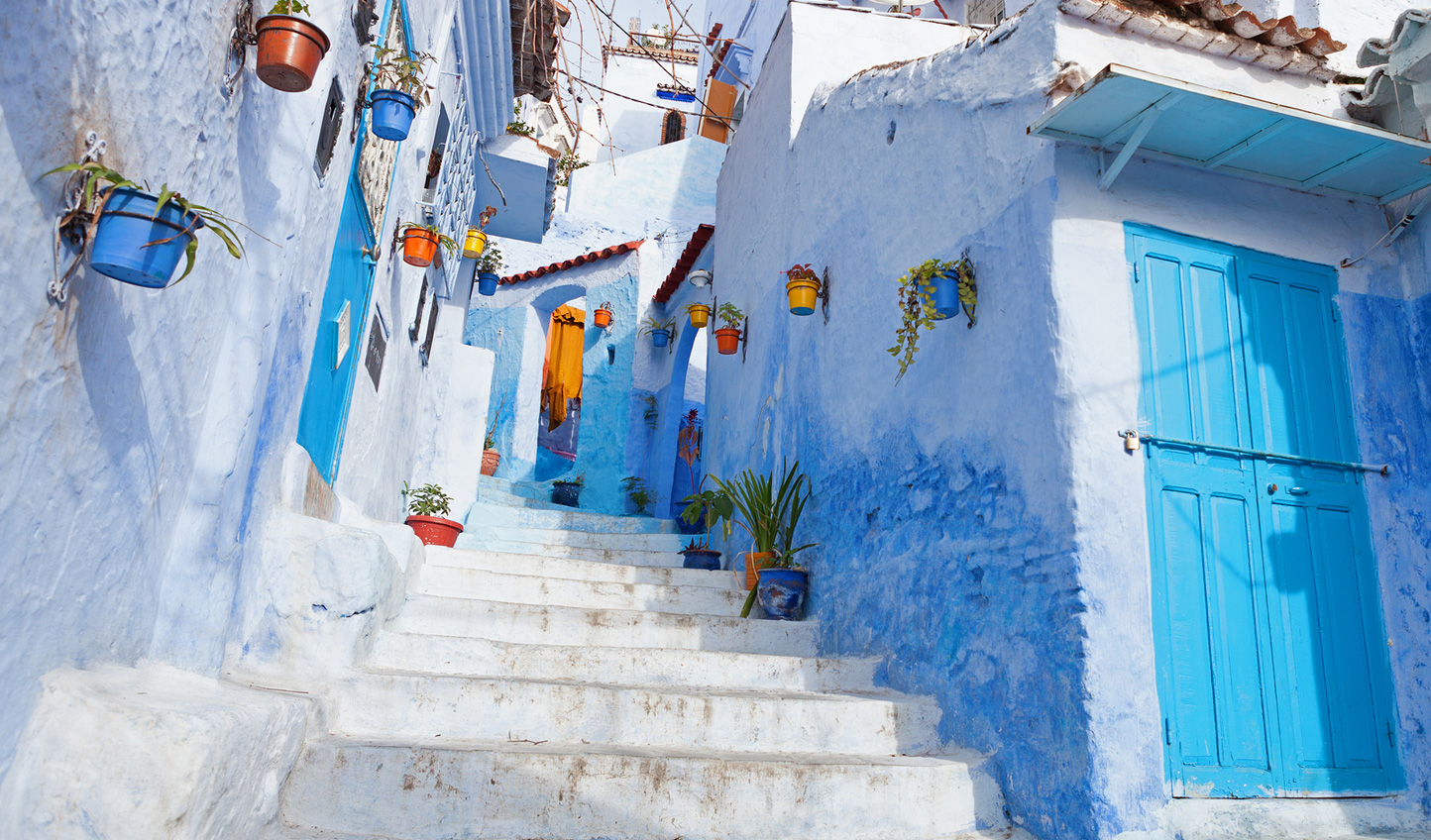 Discover Chefchaouen from every angle