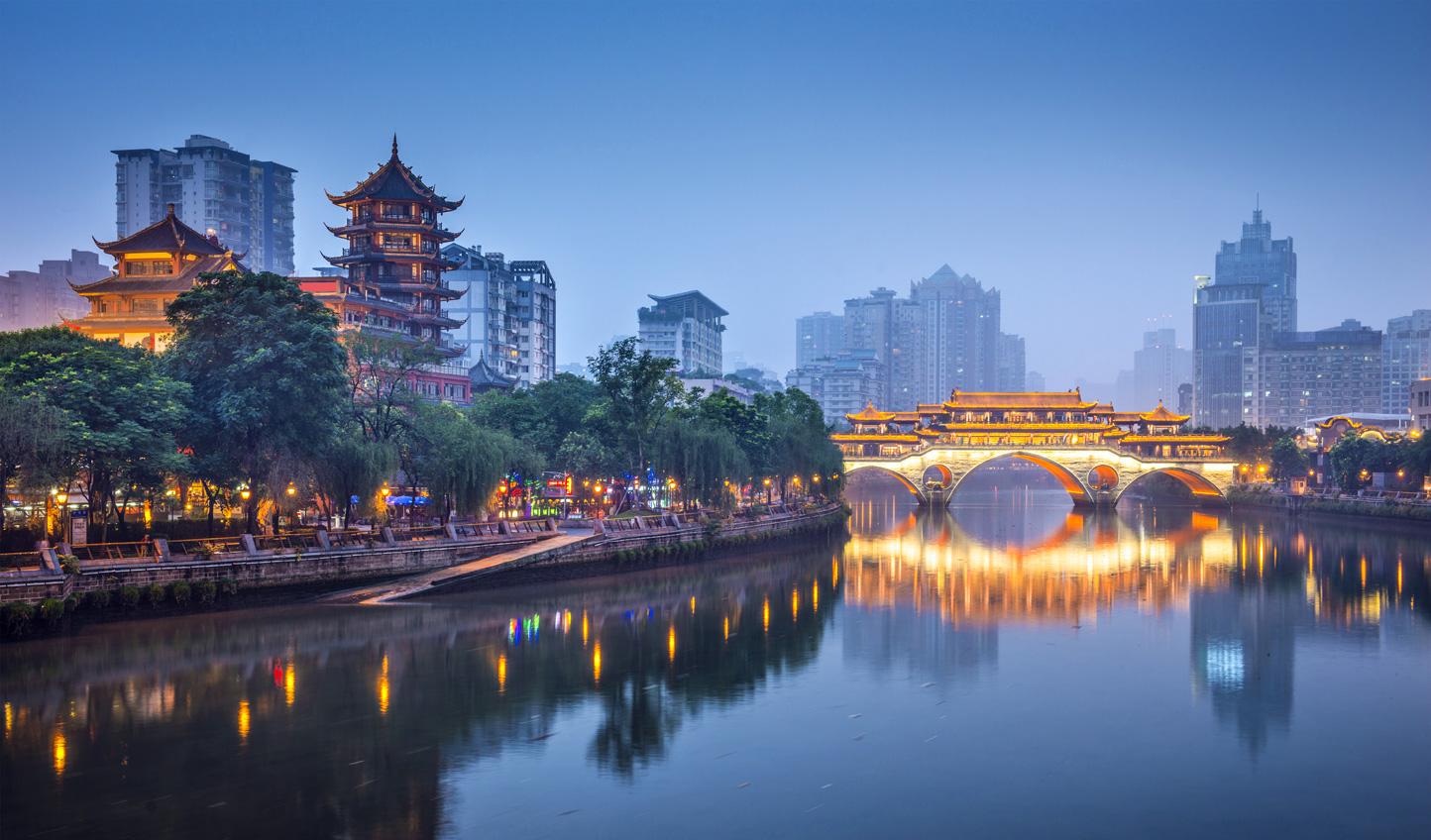 Chengdu-Anshun-Bridge
