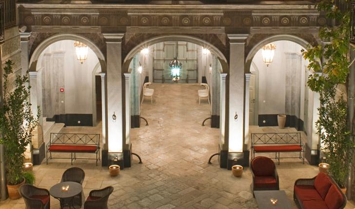 Palazzo Margherita Italy hotels